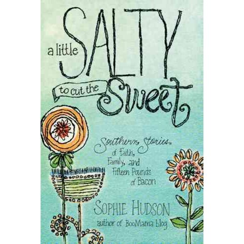 Win a copy of A Little Salty to Cut the Sweet (Plus an Interview with @boomama) @TyndaleHouse