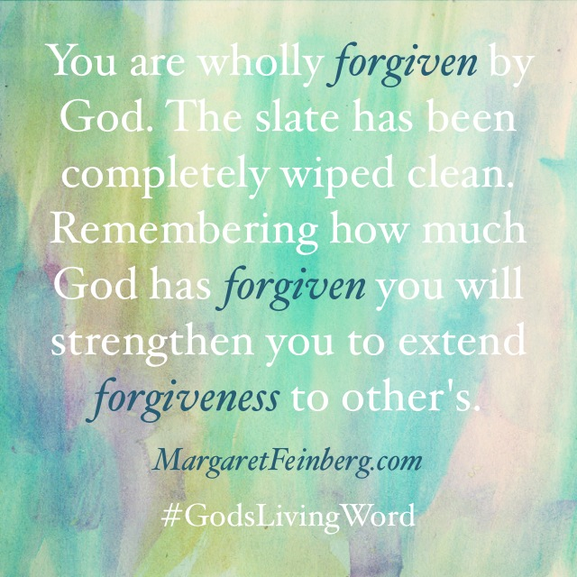Find Freedom in Forgiveness
