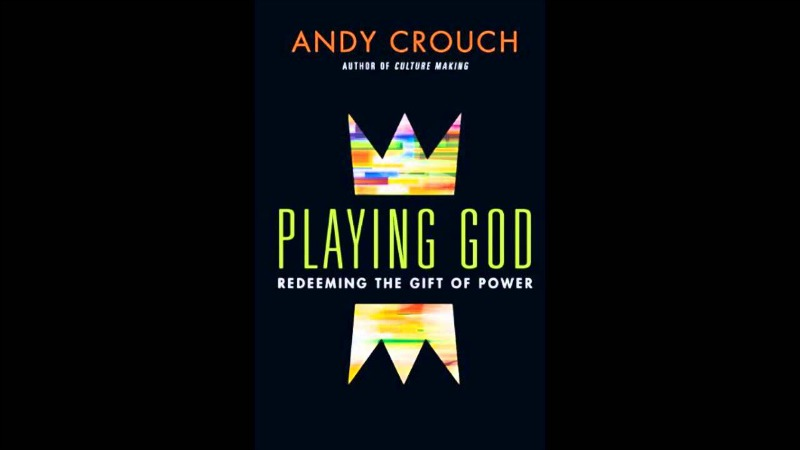 Playing God: Redeeming the Gift of Power (Giveaway and an Interview with @ach) @ivpress
