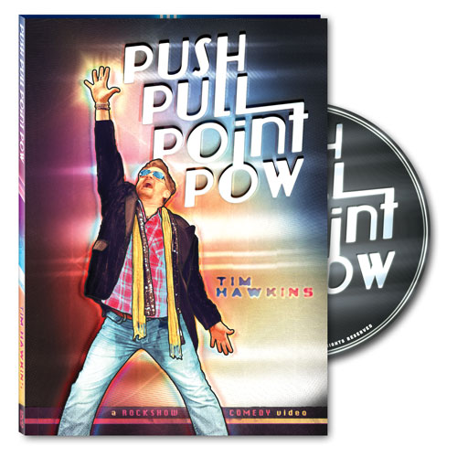 Push Pull Point Pow (Giveaway by @timhawkinscomic)