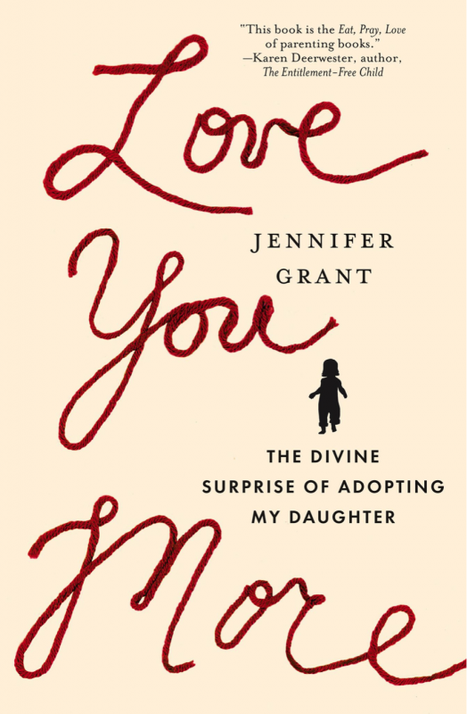 Love You More (Giveaway and an interview with @jennifercgrant)