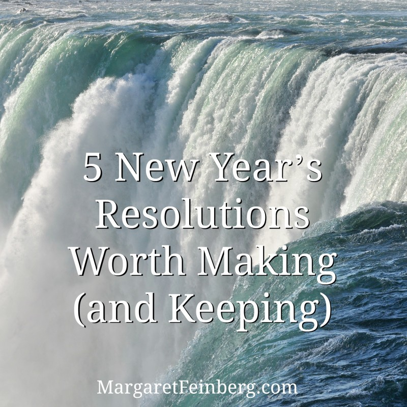 5 New Year's Resolutions Worth Making (and Keeping)