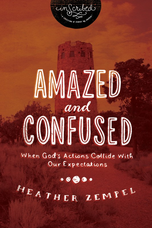 Amazed and Confused by Heather Zempel