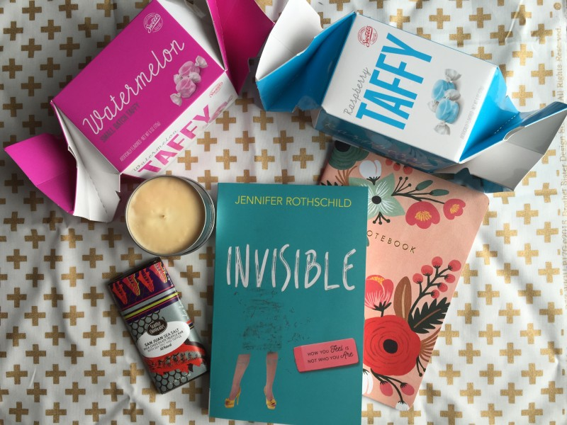 Invisible by Jennifer Rothschild