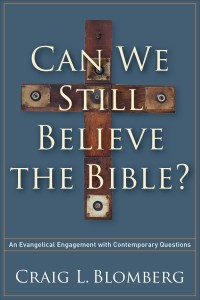 Dr Craig Blomberg Answers 5 Difficult Bible Questions border=