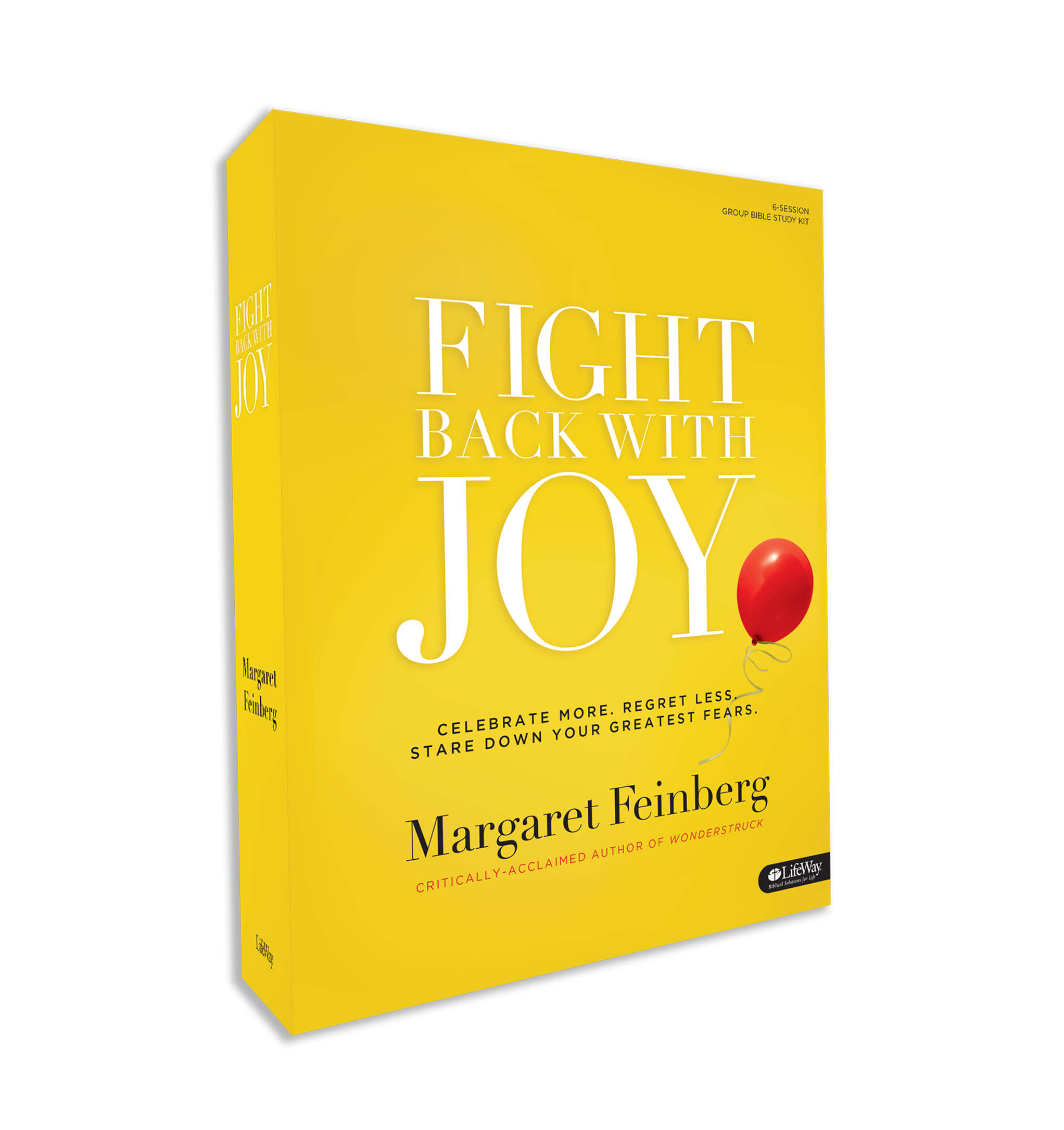 Leading a group through Fight Back With Joy? Check out these free downloads  to help promote your Bible study, small group, or Sunday School class.